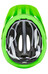 Cube Am Race Helm green'n'white